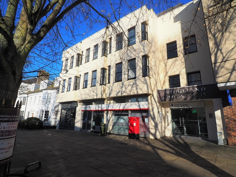 Town centre offices letting