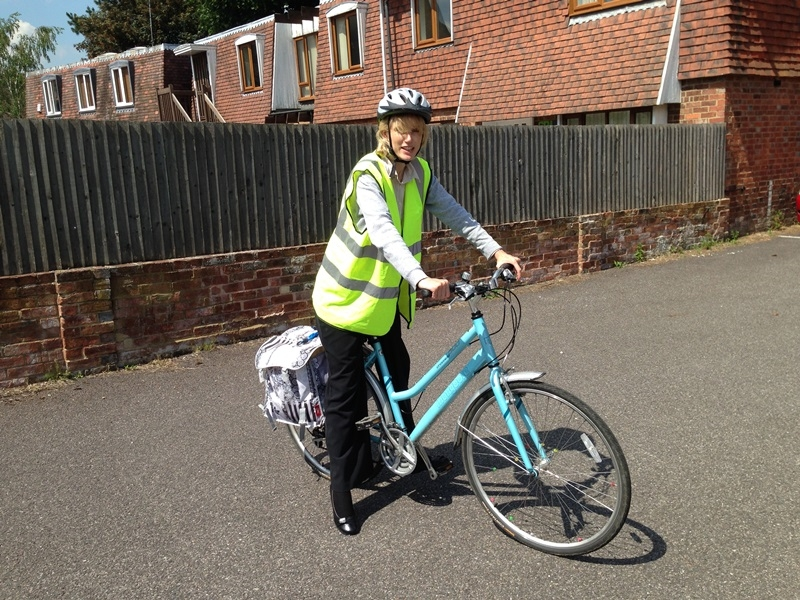 Cycle To Work Campaign Pays Off