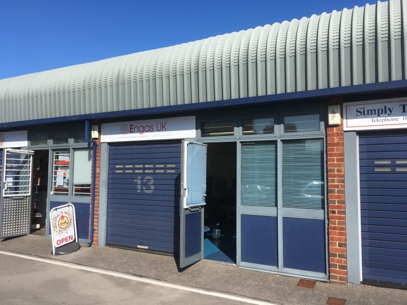 Business unit letting