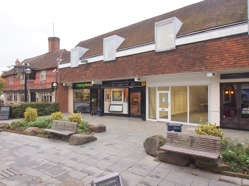 Horsham's St Catherine's Hospice shop to make their move