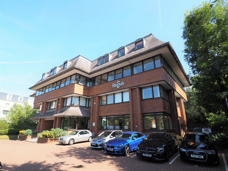 Letting completed within popular offices in Horsham